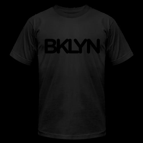 BKLYN Blackout Edition - Men's Fine Jersey T-Shirt