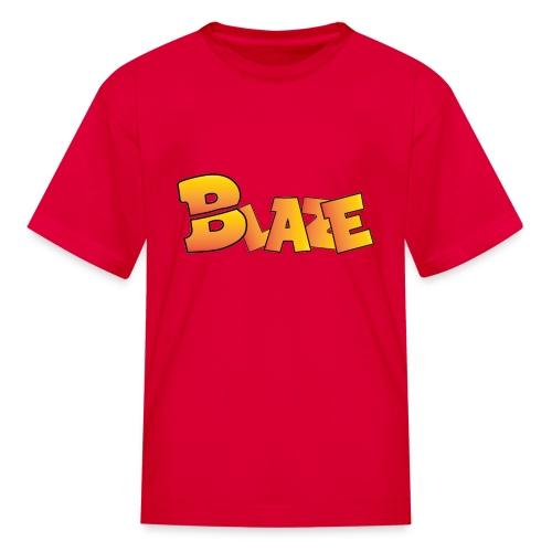 BlaZe Shirt - Kids' T-Shirt