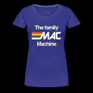Women's T-Shirts ~ Women's Premium T-Shirt ~ MAC Machine Women's Shirt