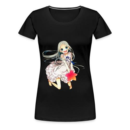 Anohana Women's Tee - Women's Premium T-Shirt