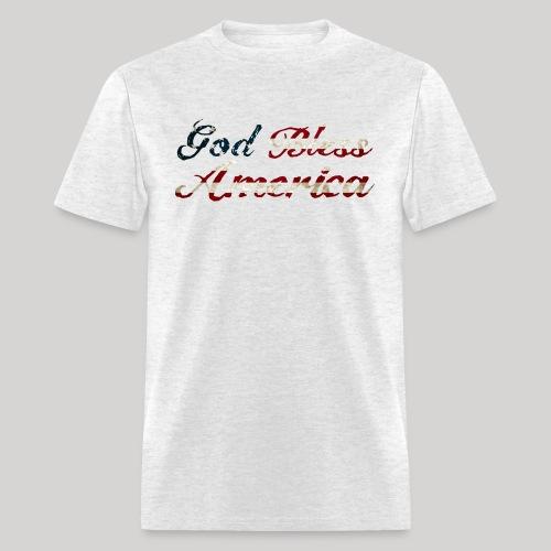 God Bless America - Men's T-Shirt