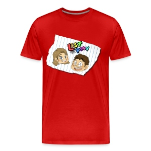 List Play Bob and Mandy Shirt - Men's Premium T-Shirt