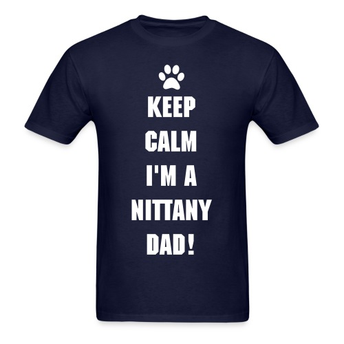 Nittany Dad T-Shirt - Men's T-Shirt