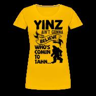 T-Shirts ~ Women's Premium T-Shirt ~ Article 102291328