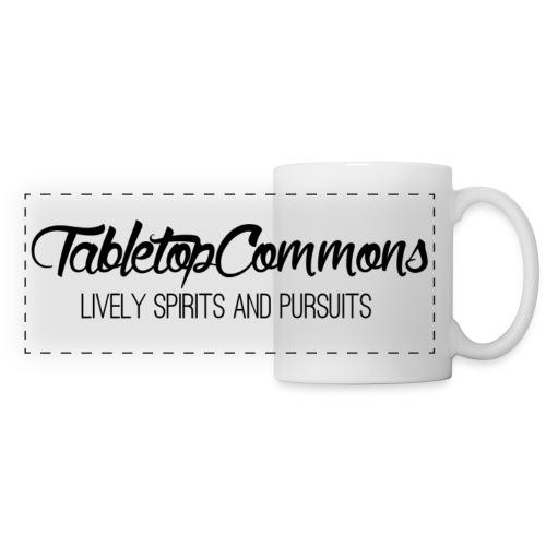 Tabletop Commons Mug - Panoramic Mug