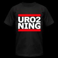 T-Shirts ~ Men's T-Shirt by American Apparel ~ URO2 NING