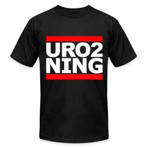 URO2 NING - Men's T-Shirt by American Apparel