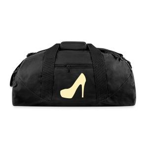 Nude Pump Duffel Bag - Duffel Bag