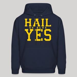 Hail YES - Men's Hoodie