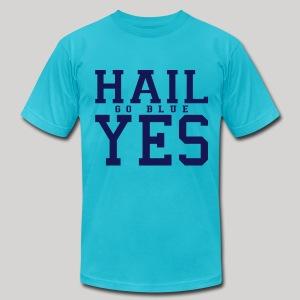 Hail YES - Men's Fine Jersey T-Shirt