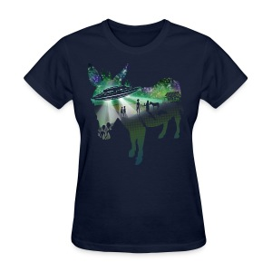 Scent of a Mule - Women's T-Shirt