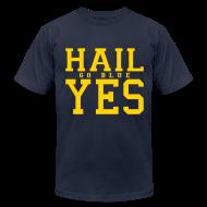 T-Shirts ~ Men's T-Shirt by American Apparel ~ Hail YES