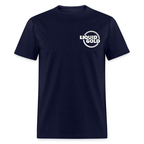 Liquid Gold - Men's T-Shirt