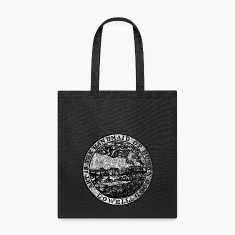 Lowell Mass Massachusetts City Seal Bags & backpacks