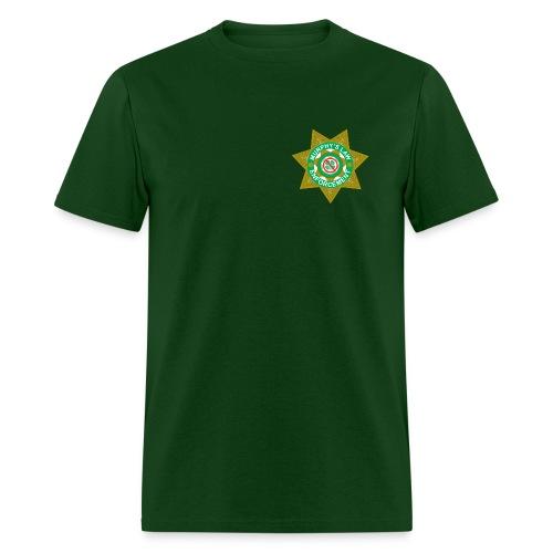 Murphy's Law Enforcement St. Paddy's - Men's T-Shirt