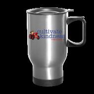 Mugs & Drinkware ~ Travel Mug ~ Cultivate Kindness Travel Mug