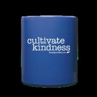 Mugs & Drinkware ~ Full Color Mug ~ Cultivate Kindness White Logo Color Mug