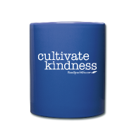 Mugs & Drinkware ~ Full Color Mug ~ Cultivate Kindness White Logo Color Mug