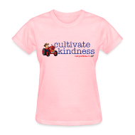 T-Shirts ~ Women's T-Shirt ~ Cultivate Kindness Women's shirt
