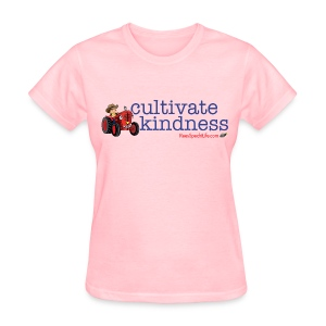 Cultivate Kindness Women's shirt - Women's T-Shirt