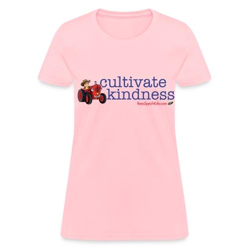 Cultivate Kindness Women's shirt - Women's T-Shirt