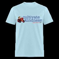 T-Shirts ~ Men's T-Shirt ~ Cultivate Kindness Men's Shirt