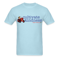 T-Shirts ~ Men's T-Shirt ~ Cultivate Kindness Men's Shirt