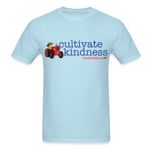 Cultivate Kindness Men's Shirt - Men's T-Shirt