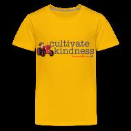 Kids' Shirts ~ Kids' Premium T-Shirt ~ Cultivate Kindness Kid's shirt