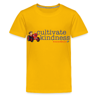 Kids' Shirts ~ Kids' Premium T-Shirt ~ Cultivate Kindness Kid's shirt