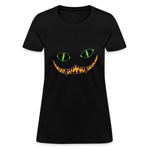 Cheshire Cat #2 - Women's T-Shirt
