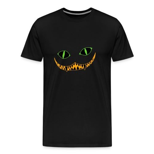 Cheshire Cat #2 - Men's Premium T-Shirt