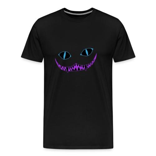 Cheshire Cat #1 - Men's Premium T-Shirt