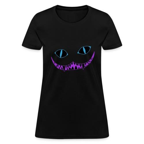 Cheshire Cat #1 - Women's T-Shirt