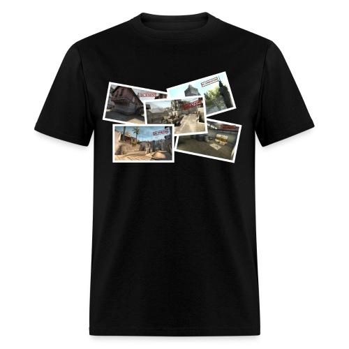 De_tourist - Men's T-Shirt