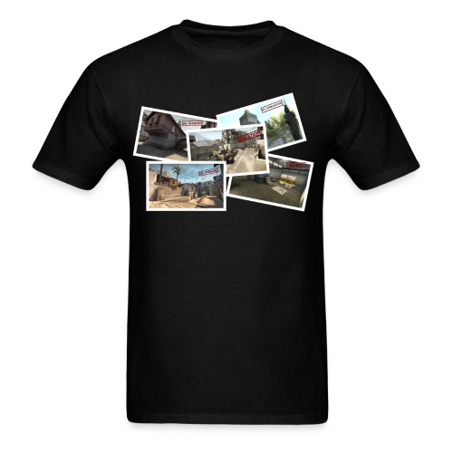 De_tourist - Men's T-Shirt
