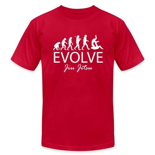 Evolve Jiu Jitsu Shirt (W) - Men's Fine Jersey T-Shirt