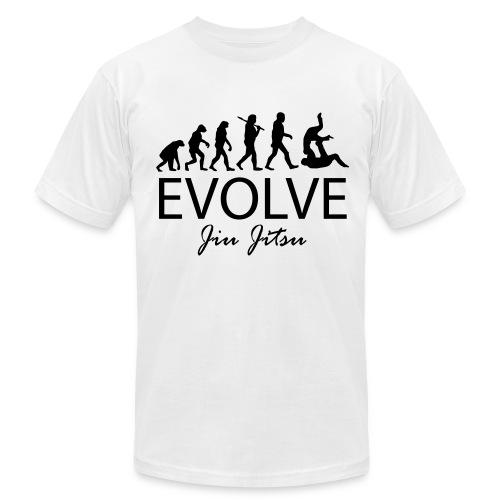 Evolve Jiu Jitsu Shirt (B) - Men's Fine Jersey T-Shirt