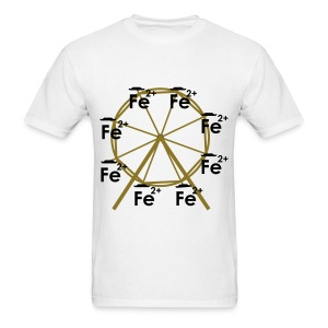 Ferrous Wheel No Text - Men's T-Shirt
