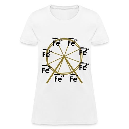 Ferrous Wheel No Text - Women's T-Shirt