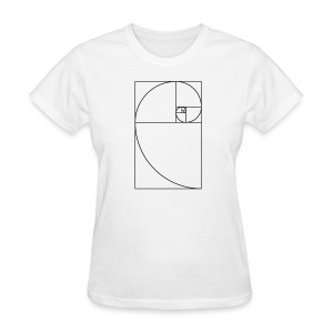 Golden Ratio - Women's T-Shirt