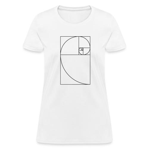 Golden Ratio - Women's T-Shirt