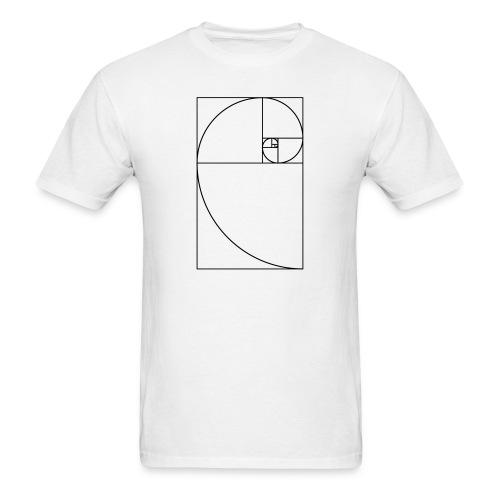 Golden Ratio - Men's T-Shirt