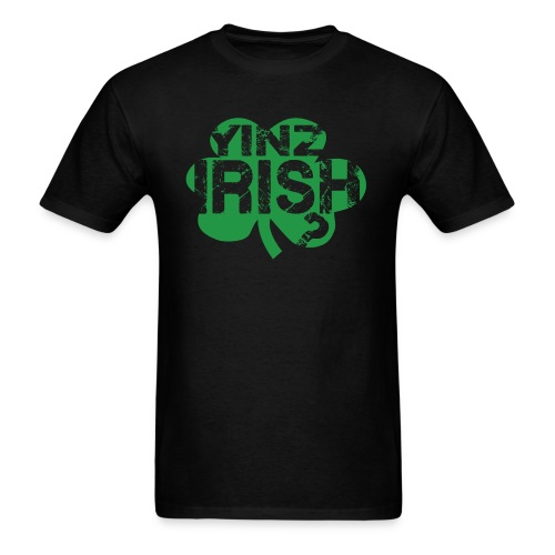 Yinz Irish Tee - Men's T-Shirt