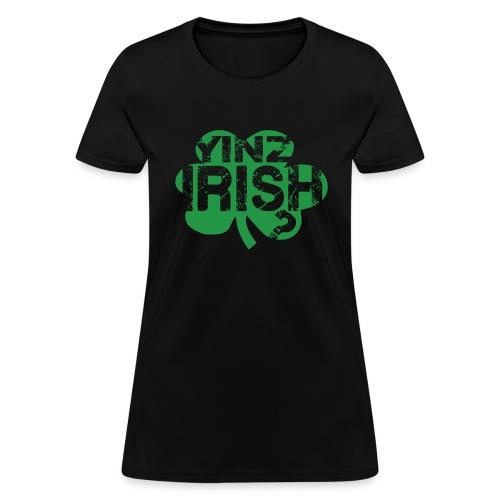 Yinz Irish Tee - Women's T-Shirt