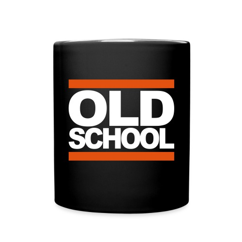 Old School - Full Color Mug