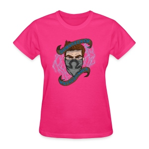 Official Masked Gamer Women's Tee - Women's T-Shirt