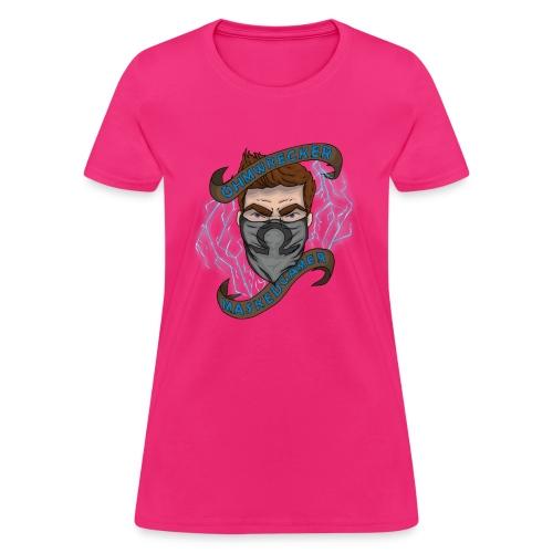Official Masked Gamer Women's Tee - Women's T-Shirt