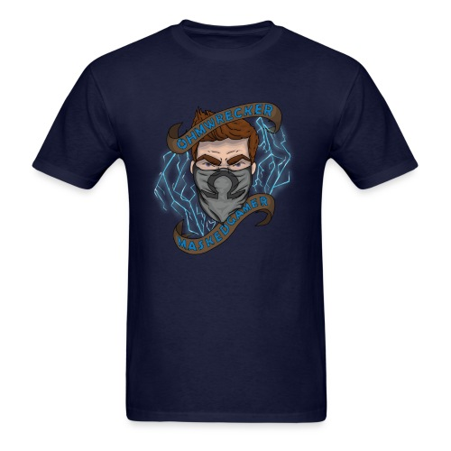 Official Masked Gamer Men's Tee - Men's T-Shirt