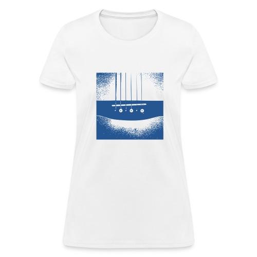 The Blues Women's Tee - Women's T-Shirt